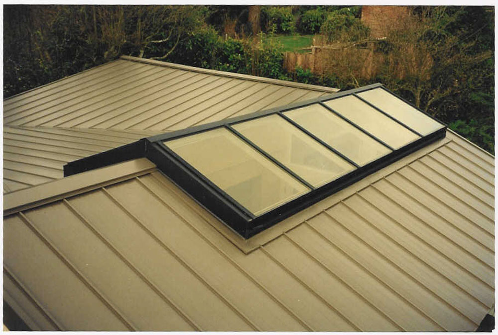 Ridge Skylight