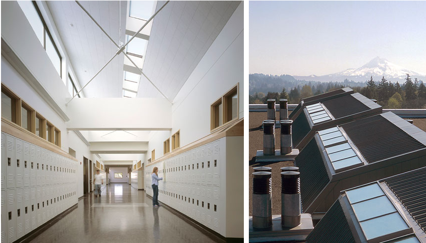 Clackamas High School