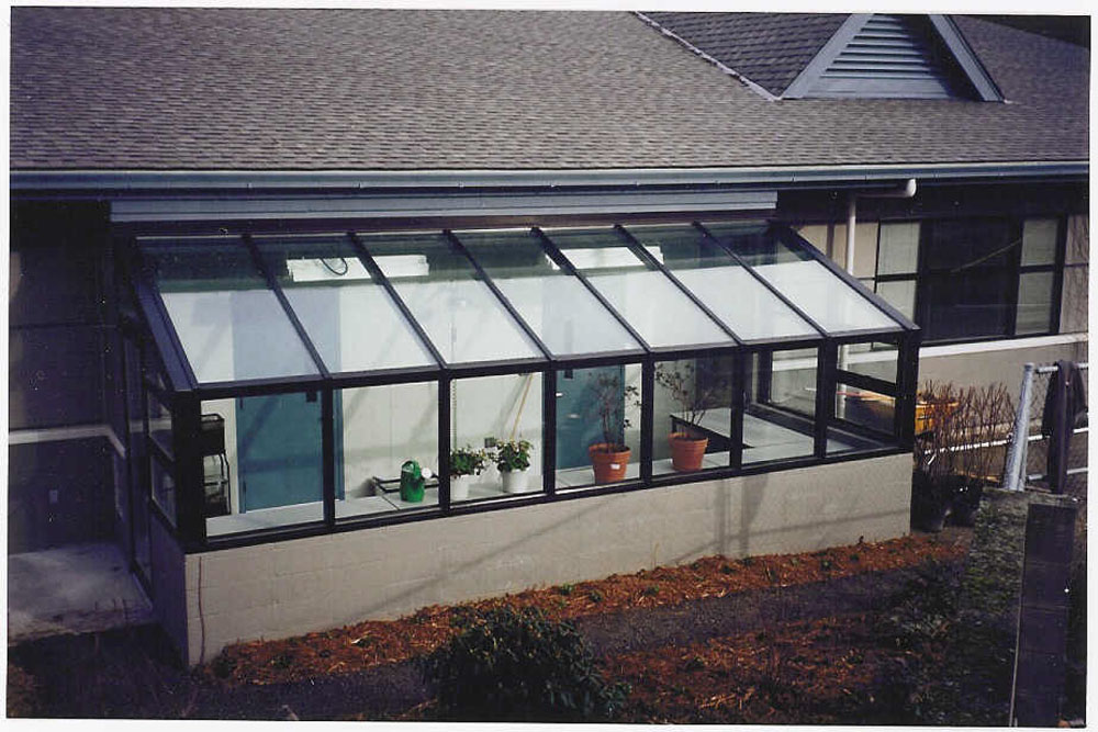 Michigan School Sunroom